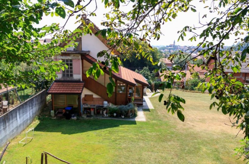 Samostojeća kuća Gornja Dubrava, Zagreb, 128 m2