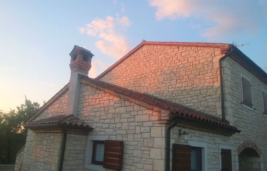 Kamena kuća Volpija, Buje, 280 m2