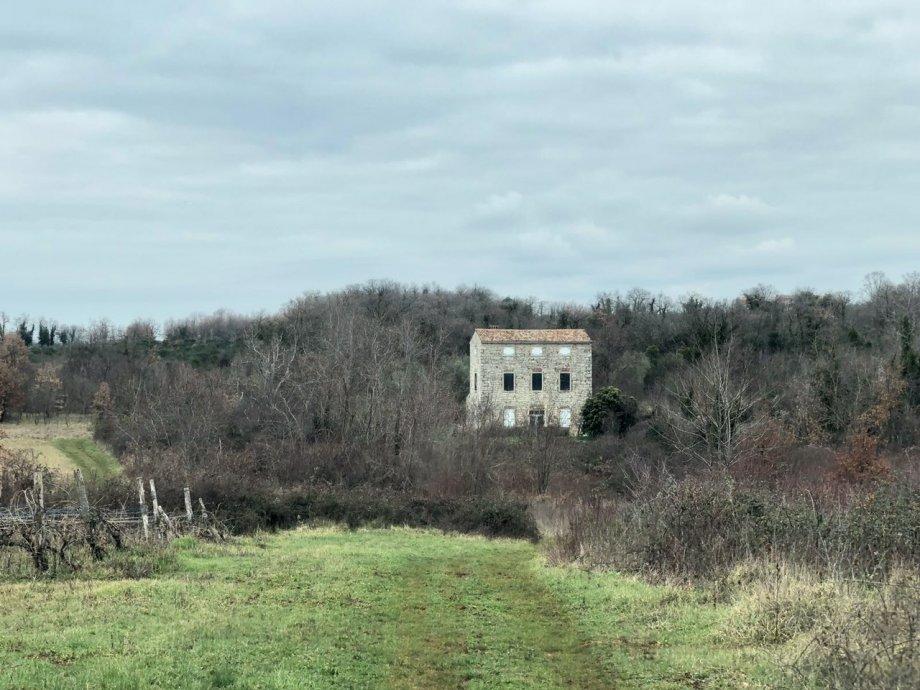 Kamena kuća Novigrad, 210m2