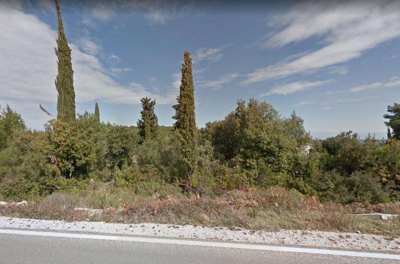 Građevinsko zemljište Ždrelac Pašman, 546 m2