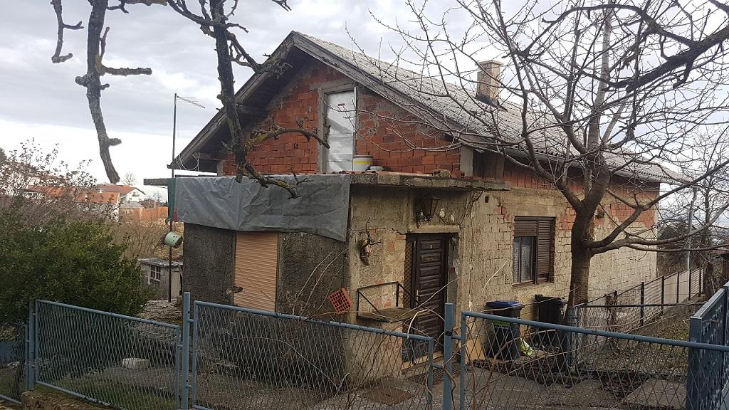 Kuća Bizek Zagreb, 75 m2