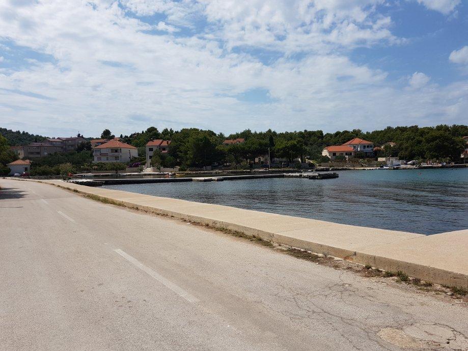 Građevinsko zemljište Ždrelac Pašman, 446m2