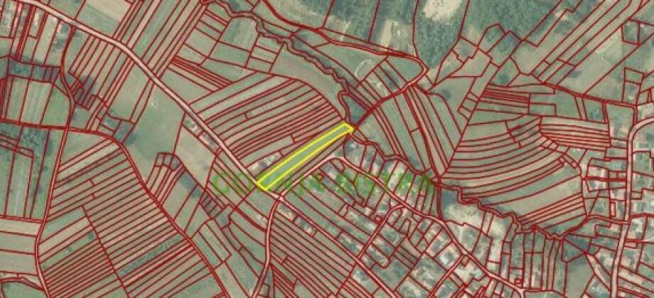 Građevinsko zemljište Gornja Bistra, 2.237m2