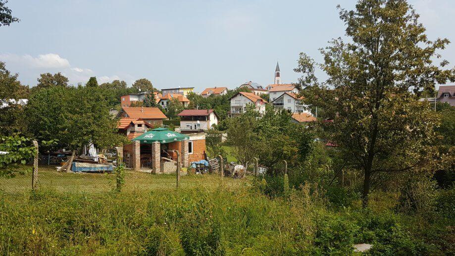 Građevinsko zemljište Gornja Dubrava Zagreb, 2.700m2