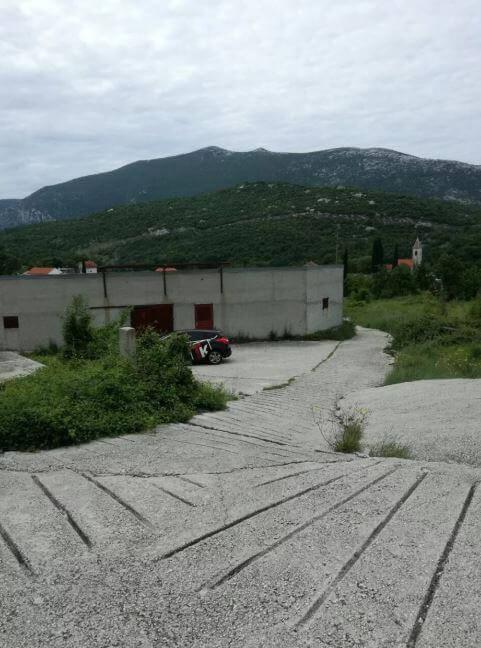 Poslovni prostor Čisla Omiš, 1.140m2