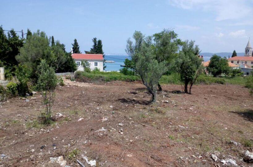 Građevinsko zemljište Ždrelac, otok Pašman, 1.500m2