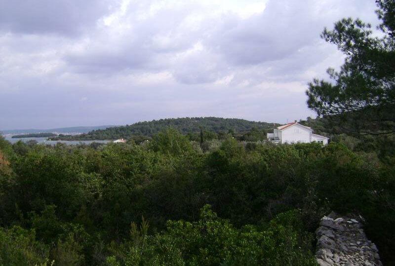 Građevinsko zemljište Ždrelac, Pašman, 1.594m2