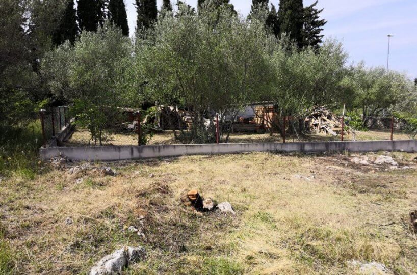 Građevinsko zemljište Ždrelac, Pašman, 436m2
