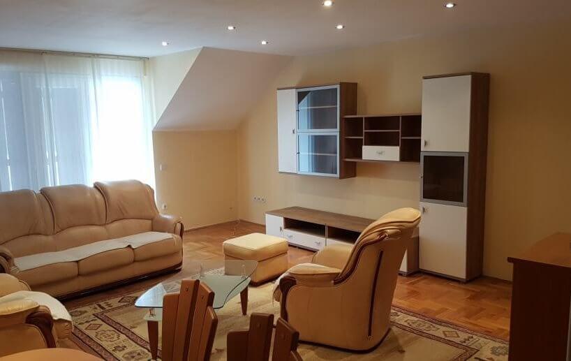 Trosobni stan Mikulići, 110 m2