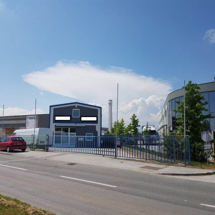 Poslovna zgrada Donji Stupnik (Gospodarska), 460 m2
