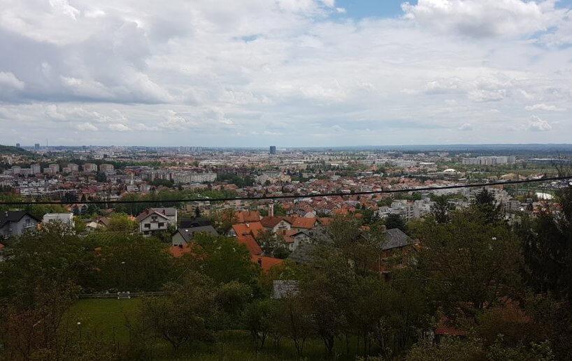 Stan, Gajnice (II. Gajnički vidikovac), 97.25m2