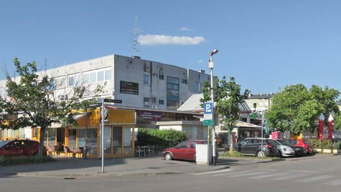 Poslovni prostor (ulični lokal), Jarun (Jarunska tržnica), 21 m2, najam